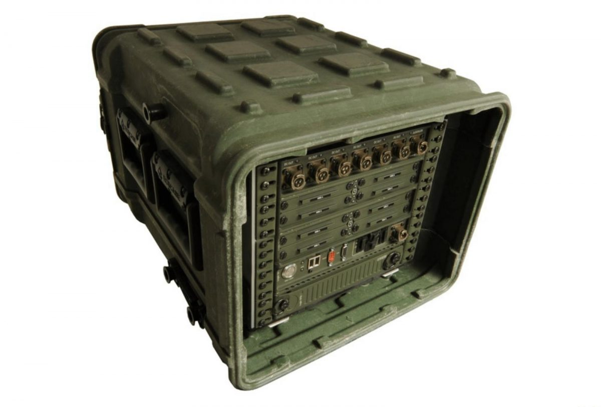 Rugged Millitary Half Rack Cases