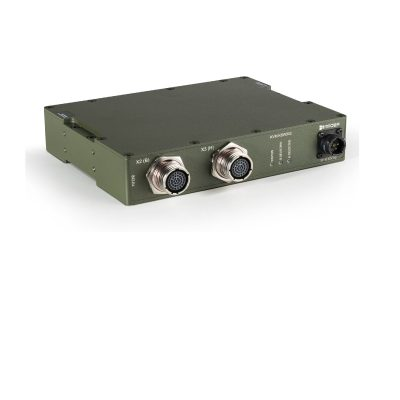 """Rugged millitary time server 19""""/2® SSW500 Series - MilDef"""