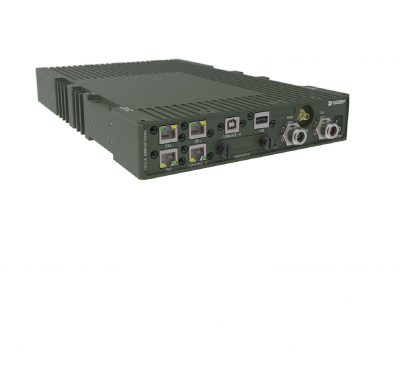 """Rugged military router 19""""/2® RM200 series - MilDef, global"""